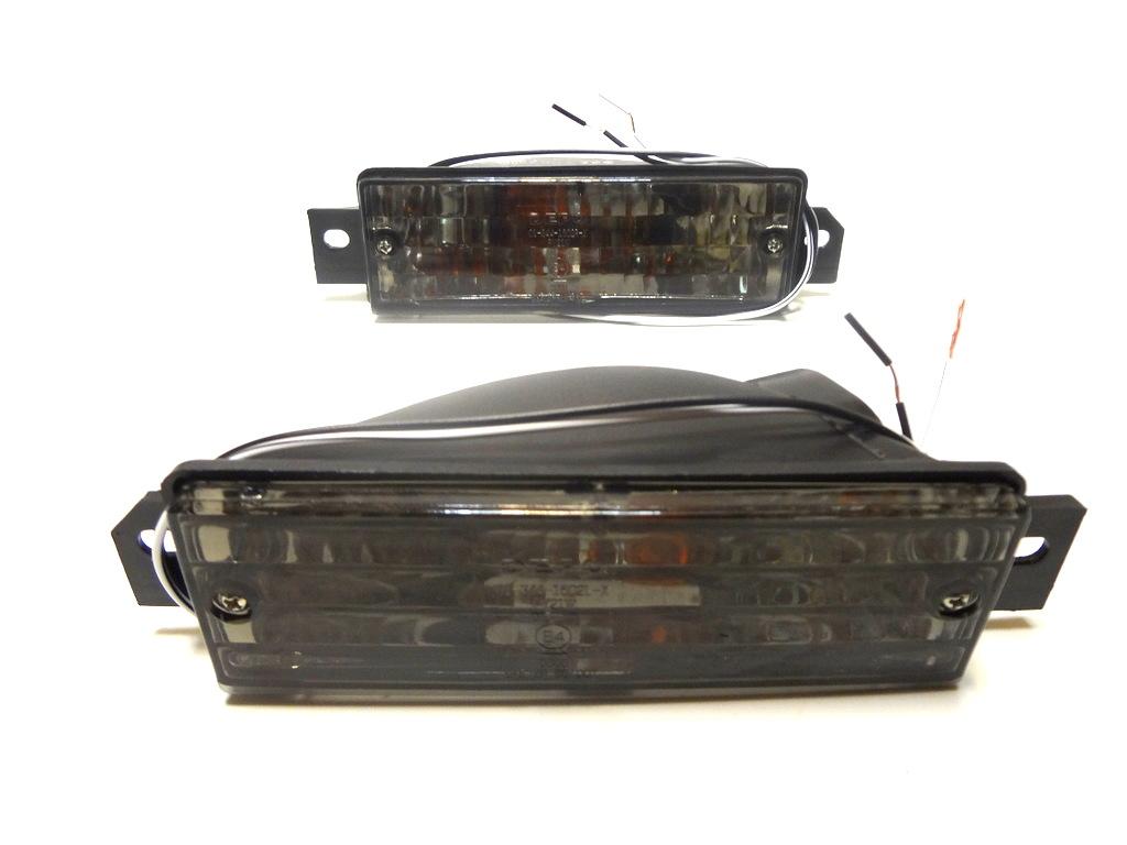 bmw 3 series e30 1988 1994 crystal smoke turn signal. Black Bedroom Furniture Sets. Home Design Ideas