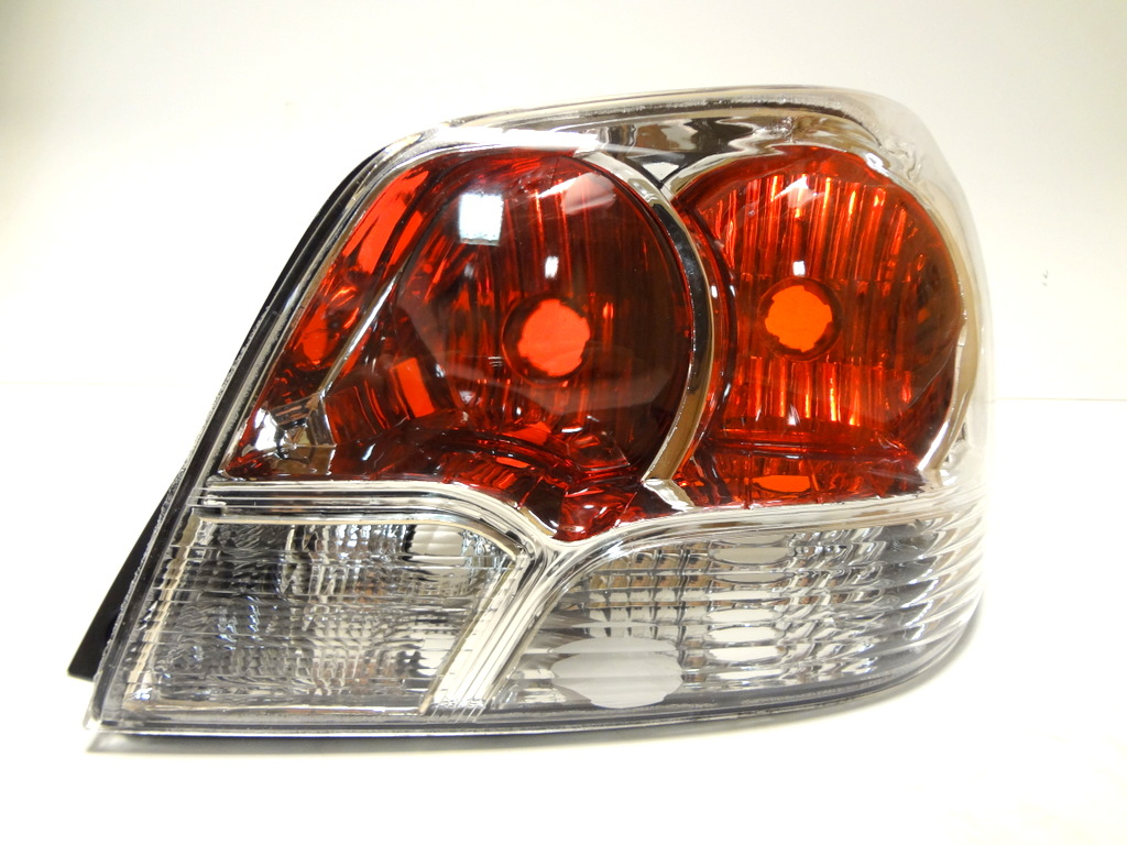 Mitsubishi Outlander 2002-2005 Rear Tail Signal Lights Lamp Set (Left, Right)