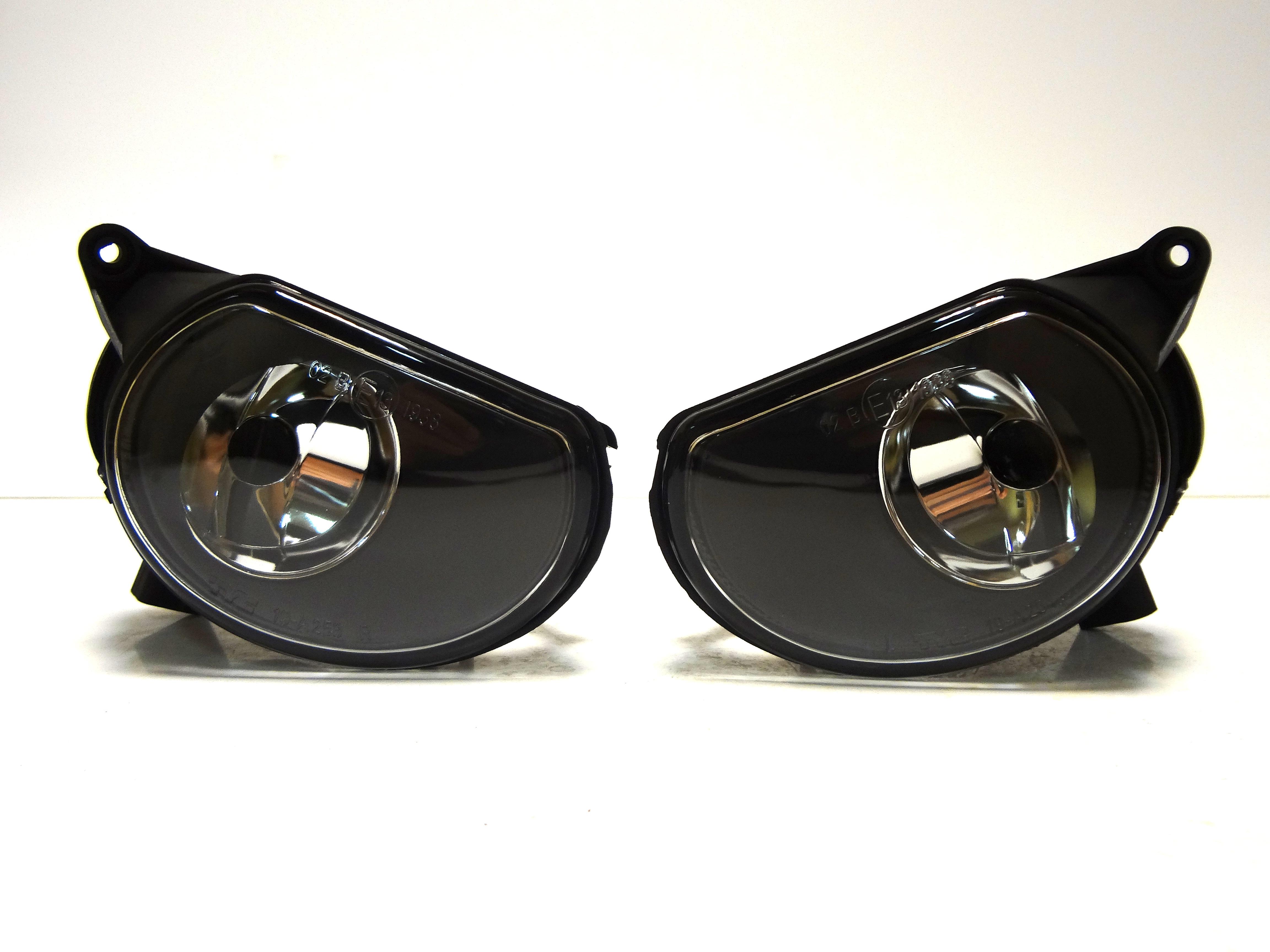 AUDI A3 2005-2008 front bumper LOWER GRILLE GRILL /& FOG LIGHTS SET NEW LH+RH