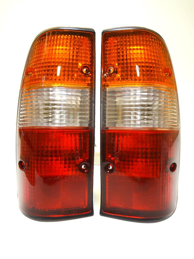 MAZDA B2500 2002-2006 Rear tail right+left signal lights lamps set RH+LH