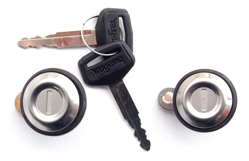 Pour Ford Escort 1985-2001 commutateur d/'allumage Lock Barrel 3 clés