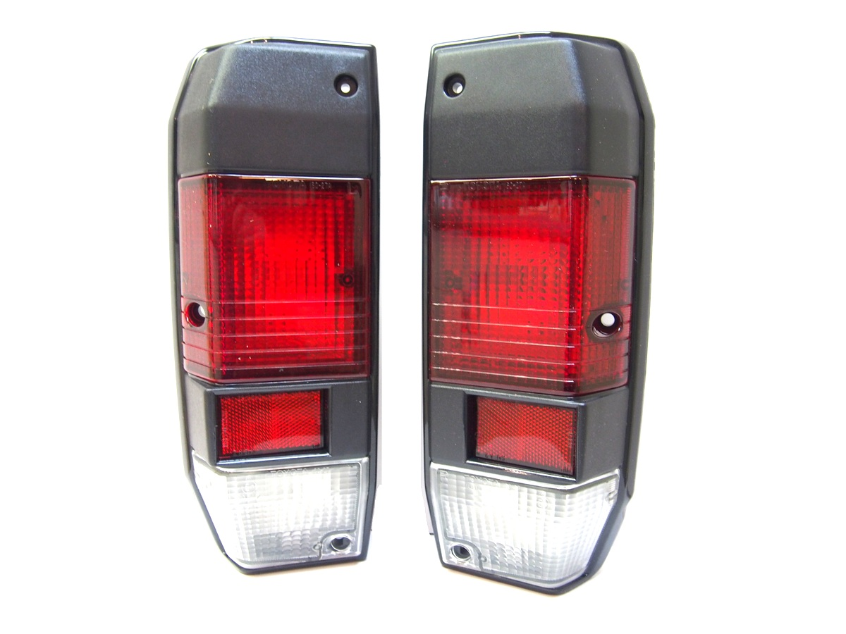Details about Toyota Landcruiser 70 73 Series 90-91 & 75 78 Series 96- Rear  tail signal lights