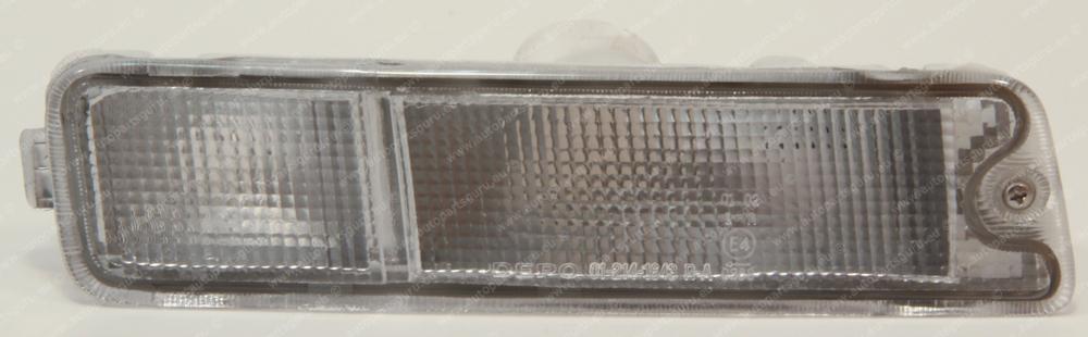 MITSUBISHI L200 1995-2005 front bumper turn signal lights indicator blinker pair